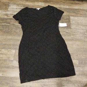 NWT black dress